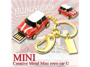 usb flash drive Mini Cooper car pen drive 32gb 16gb pendrive usb stick Real usb 2.0 memory stick Flash Card -inUSB Flash Drives