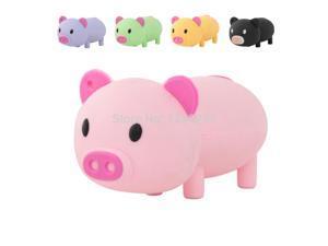usb flash drive 64g pen drive 32g pendrive 16g 8g 4g cute cartoon pink pig pendrive Usb2.0 flash card -inUSB Flash Drives