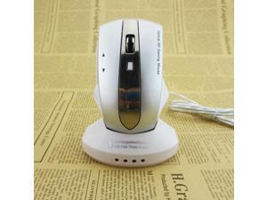 Wireless Rechargeable Mouse USB 2.4ghz 1600 DPI Optical Mini Car Styling Gaming Mice and USB Hub for Computer Desktop Laptop