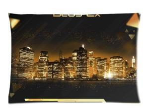 Deus Ex Pillowcases Custom Pillow Case Cushion Cover 20 X 26 Inch Two Sides