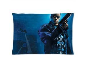 Deus Ex Pillowcases Custom Pillow Case Cushion Cover 20 X 36 Inch Two Sides