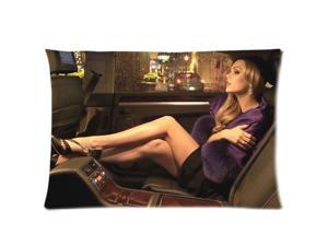 Laura Vandervoort Pillowcases Custom Pillow Case Cushion Cover 20 X 36 Inch Two Sides