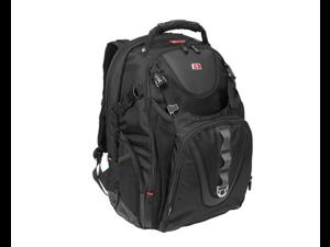 """Swissgear  MAXXUM 15.4"""" GA-7031 Laptop Computer Backpack-Black"""