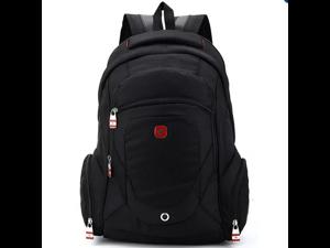 Swissgear 15 Inch Laptop Bag Leisure Backpack Laptop Bag(Black)