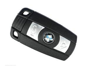 Car Smart Remote Key Fob Shell Case for BMW 1 3 5 6 7 Series E90 E93 E92 M3 M5 X3 X5 M5 M6 128i 135i 328i 335i 525i 528i 530i 535i 550i 645Ci 650i