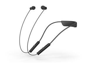 Sony Sbh80 NFC Multipoint Stereo Bluetooth V3 Aptx Headset Splashproof Earphones Black