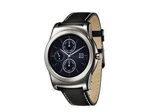LG G Watch Urbane W150 Smart Watch Android Wear IP67 Waterproof Silver for Android 4.3 or higher (International Version) (Now supports iOS)