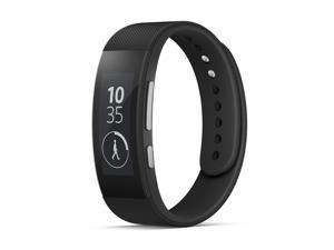 Genuine Sony SWR30  SmartBand Talk Activity Wristband Black IP68 Water Resistant Black