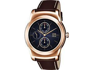 LG G Watch Urbane W150 Smart Watch Android Wear IP67 Waterproof  Gold for Android 4.3 or higher  (Now supports iOS)