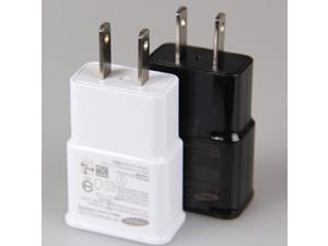 USB Travel Wall Mains 2A US Charger Power Adapter For Samsung Galaxy Note2 N7100 White /Black