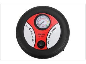 Mini Portable 8ft Cord 12V Car Auto Air Pump Electric Compressor Tire Inflator Car sport Tire Inflator Air Compressor