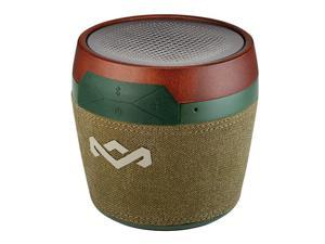 House of Marley Chant BT Mini Portable Bluetooth Speaker EM-JA007-GR (Green)