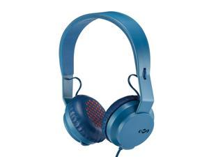 House of Marley Roar On-Ear Headphones with In-line Mic EM-JH081-NV (Navy)