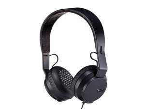 House of Marley Roar On-Ear Headphones with In-line Mic EM-JH081-BK (Black)