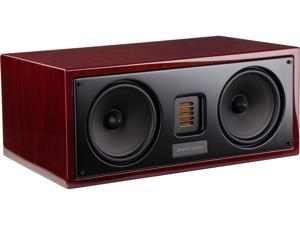 Martin Logan Motion 30 Center Channel Speaker (High Gloss Black Cherrywood)