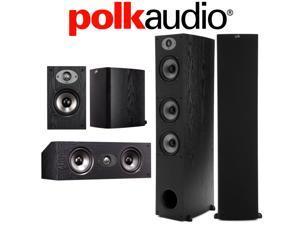 Polk 5-Piece Speaker Bundle with (2) TSx 440T, (2) TSx 110B, and (1) TSx 150C