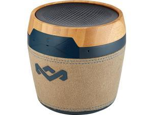 House of Marley Chant BT Mini Portable Bluetooth Speaker EM-JA007-NV (Navy)