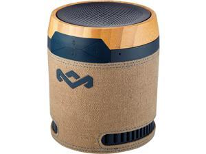 House of Marley Chant Bluetooth Portable Wireless Speaker EM-JA008-NV (Navy)