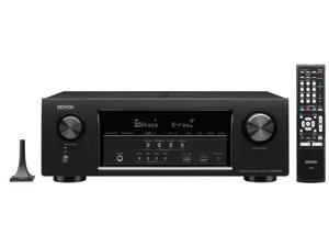 Denon AVR-S720W 7.2 4K Ultra HD AV Receiver with Built-In Wi-Fi and Bluetooth