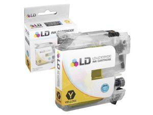 SL LC103 XL LC103Y Yellow Printer High Yield Ink Cartridge for Brother MFC-J870DW