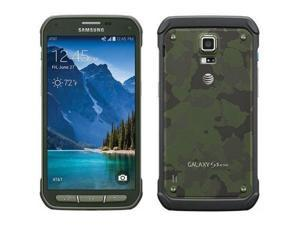 Samsung Galaxy S5 Active G870a 16GB AT&T Unlocked GSM Quad-Core Smartphone - Cameo Green
