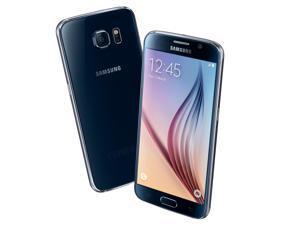 Samsung Galaxy S6 SM-G920TZKAXAR 32GB GSM Unlocked Smartphone, Lollipop 5.0, Black (USA version)