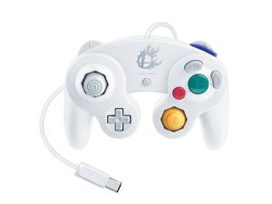 Nintendo Gamecube Controller Smash Brothers - Japanese Version (White)