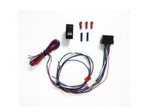 Wiring, Switch & Relay Kit for Linear Actuators