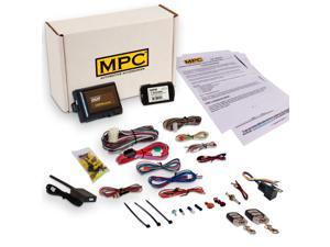 Complete Remote Start/Keyless Entry Kit for Select Ford Vehicles 2001-2014