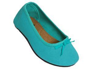 Girls' Kaymann Ballet Slippers