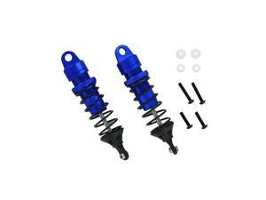 BS903-004-A Shock Absorber Aluminum Blue 2Pc Redcat Racing Aftershock Backdraft