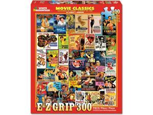 White Mountain Puzzles Movie Classics - 300 Piece Jigsaw Puzzle