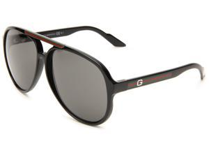 Gucci 1627/S Aviator Sunglasses