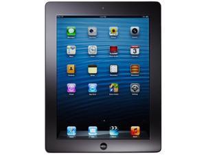 Apple iPad 3 3rd 16GB, Wi-Fi + 4G AT&T, Retina 9.7in - Black (MD366LL/A) - B