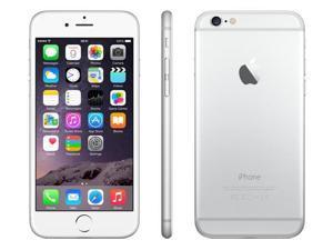 Apple iPhone 6 64GB Silver Unlocked Verizon AT&T T-Mobile