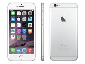 Apple iPhone 6 64GB Silver Unlocked Verizon AT&T T-Mobile