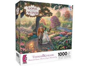 Thomas Kinkade WB Movie Classics Gone with the Wind 10 by Ceaco