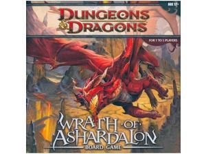 Dungeons and Dragons Wrath of Ashardalon Board Game by Wizards of the Coast