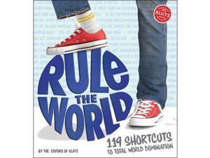 Rule the World Book by Klutz