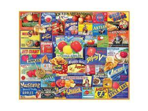 An Apple a Day 1000 Piece Puzzle