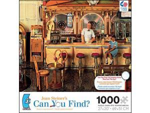 Sweet Shop 1000 Piece Puzzle by Ceaco