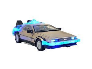 Back to the Future DeLorean Figure by Diamond Comic Distributors