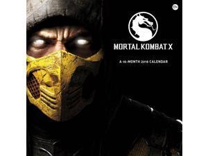 Mortal Kombat X Wall Calendar by Trends International