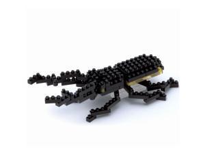Nanoblock Stag Beetle Building Kit