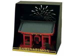Nanoblock Paper Nano - Kaminarimon Model Kit