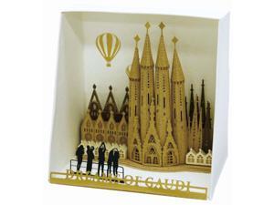 Paper Nano Sagrada Familia by Ohio Art Company