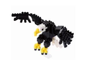 Nanoblock Bald Eagle Model Kit