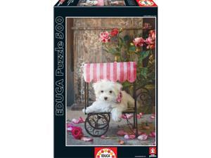 Be My Valentine, Lisa Jane - Educa 500 Piece Puzzle