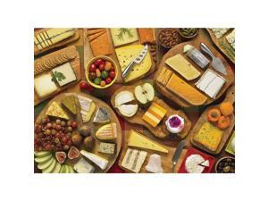 More Cheese Please 1000 Piece Puzzle by Outset Media