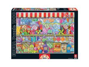 Candy Shop 1000 Piece Puzzle by John N. Hansen